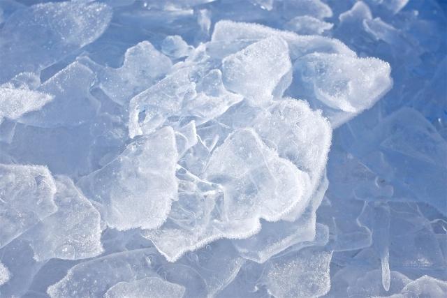 製氷できない